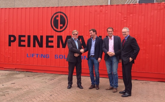 Dutch Distributor Appointed!