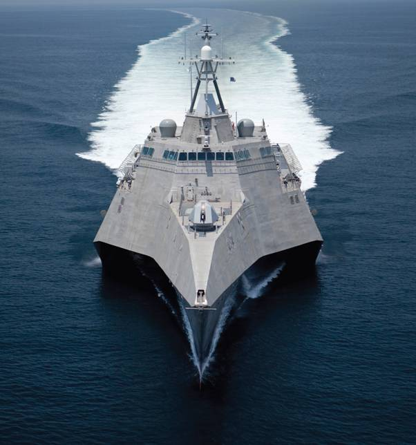 Mobicon Systems – United States Navy LCS Contract
