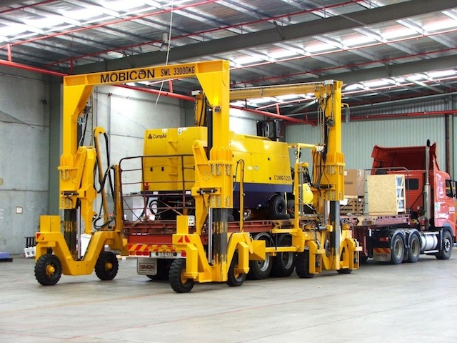 Common mistakes made when choosing a container handler