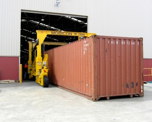 Do you need to take containers inside?