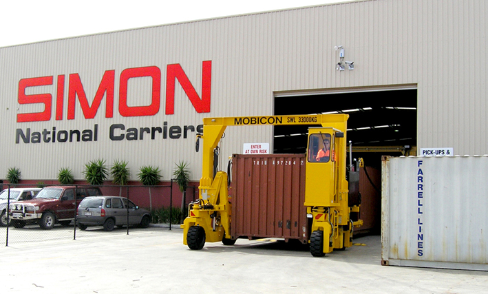 Mobicon's Container Handling Equipment – Top 4 Strengths.