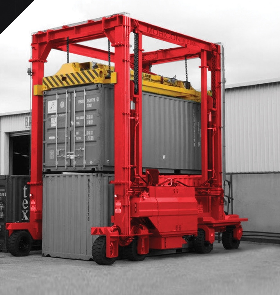 The importance of preventative maintenance checks to your straddle carrier