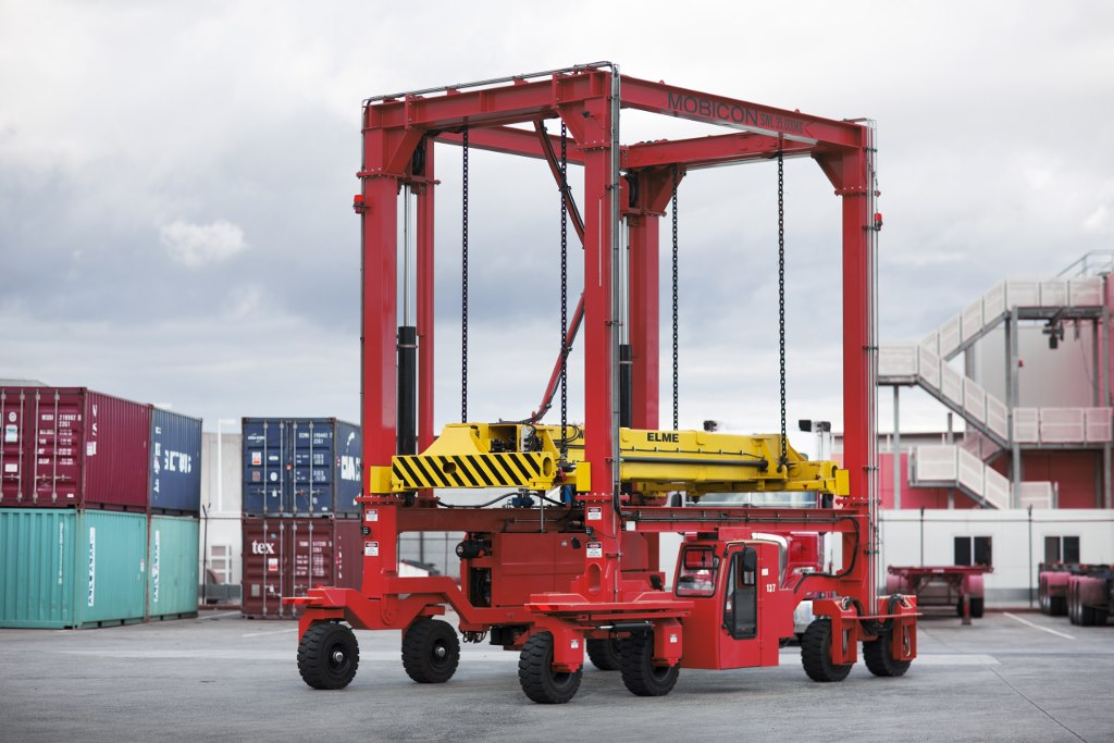 Mobicon 2HL takes the uncertainty out of SOLAS weighing requirements