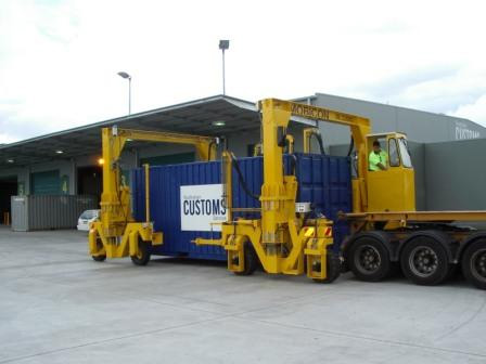 What Not to Choose – Container Handling.