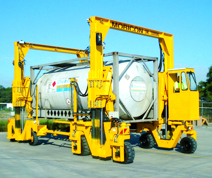 Things to consider with your next purchase of a container lifter